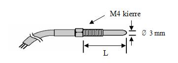 LPT-105 LAAKERILÄMPÖTILA-ANTURI Image