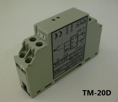 TM-20D LÄMPÖTILALÄHETIN kiskoasennukseen Image