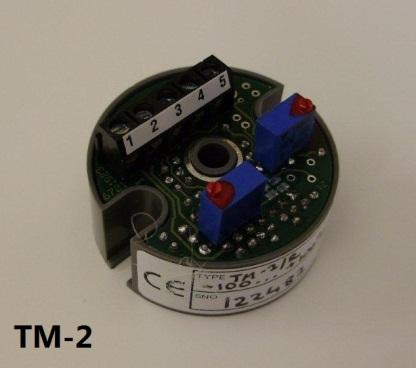 TM-2 LÄMPÖTILALÄHETIN rasia-asennukseen Image